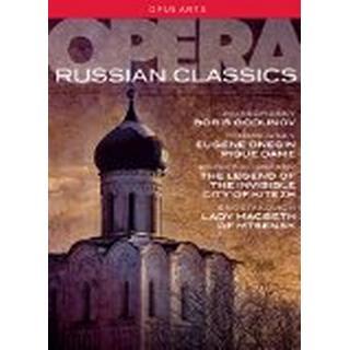 Russian Opera Classics Box [Various] [OPUS ARTE: DVD]